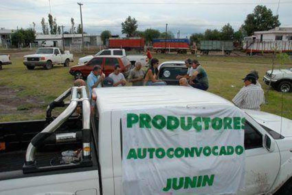 Los productores preparan dos nuevas marchas