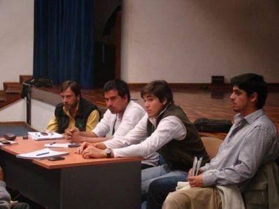 Segunda reunión de la Comisión Provincial de la Vicuña