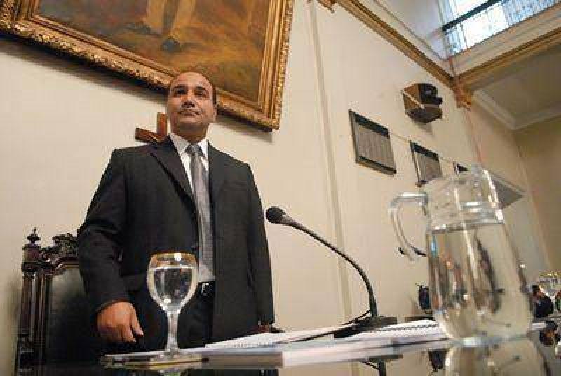 Se reune el bloque legislativo 'Tucumán Crece'.