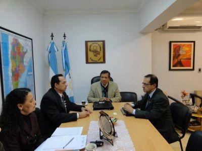 Rector de universidad brasileña reafirma proyecto con la UNaF