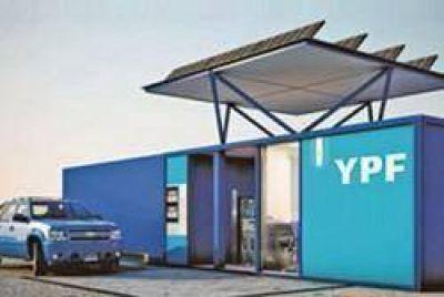 YPF anunció que Astica entra en la primera tanda de los puestos móviles