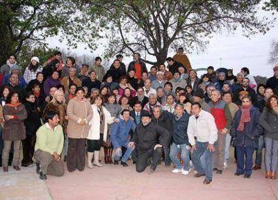 El Monumento al Exodo Estará en 18 de Noviembre
