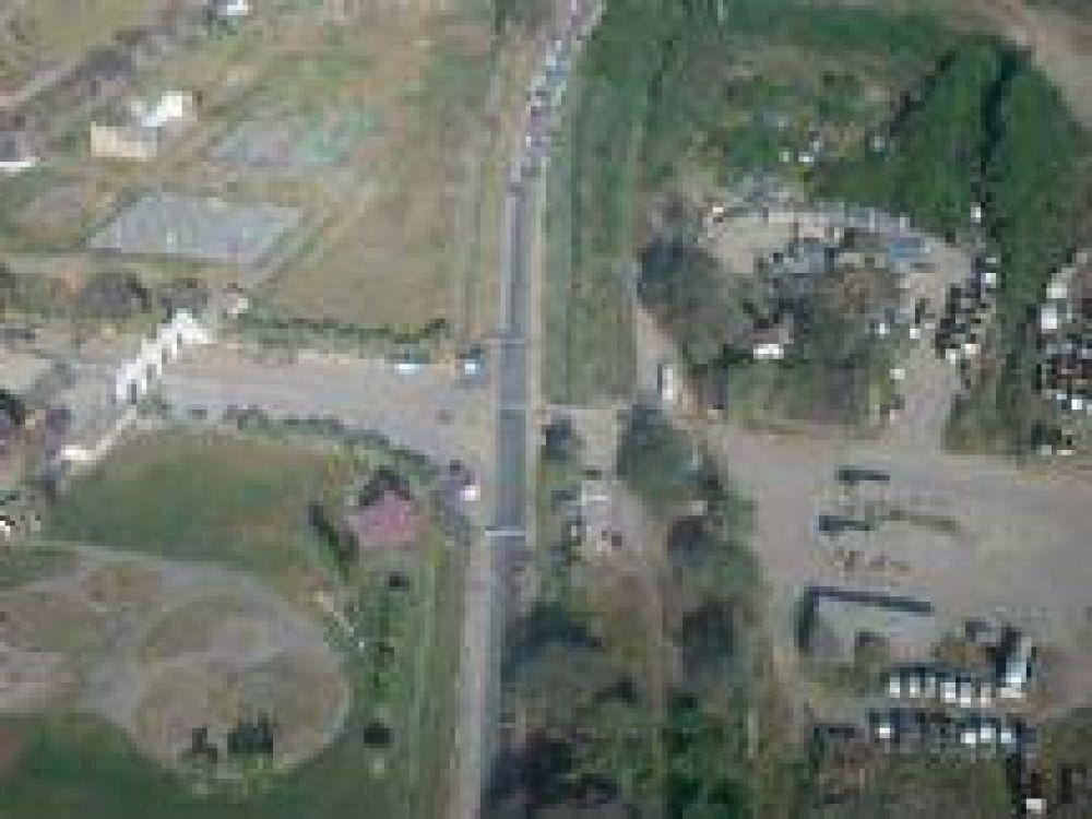 Atención: Habilitaron media calzada de la Ruta Nacional Nº50