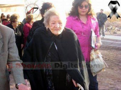 Conmoción por el fallecimiento de doña Rita Castaño, la mayor artesana del Departamento Tinogasta