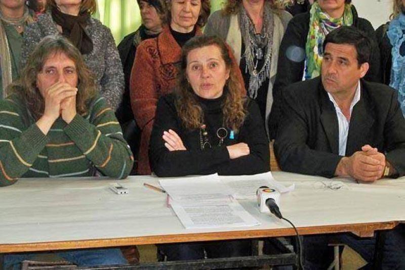 Congreso de Utelpa: Paro docente el 5 y 19 de setiembre