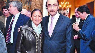 De Zannini a Milagro Sala, hubo fuerte presencia K en un festejo uruguayo