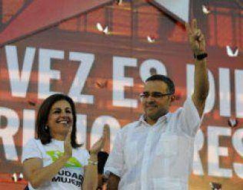 Fiscalía salvadoreña indaga finanzas de candidato presidencial de izquierda