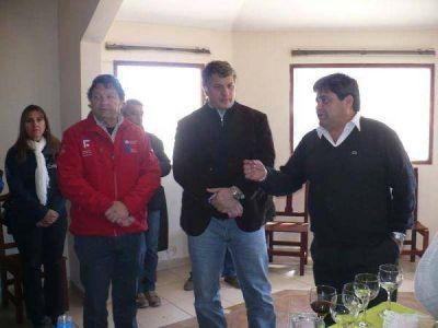 Ante la inminente puesta en funcionamiento del Complejo Fronterizo Integrado Jama: funcionarios provinciales se reunieron con autoridades chilenas