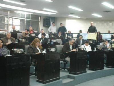 El Concejo Deliberante tuvo una jornada de discusiones