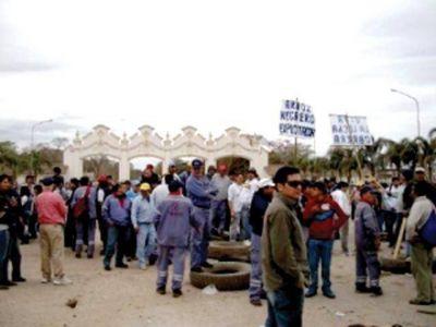 Tabacal: buscaban un acuerdo total sobre reincorporaciones y salarios