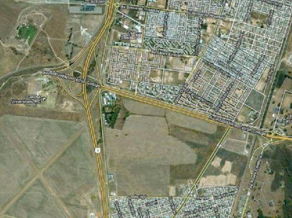 Interiorizan al Senado sobre el plan urbanístico en Pereyra Rozas