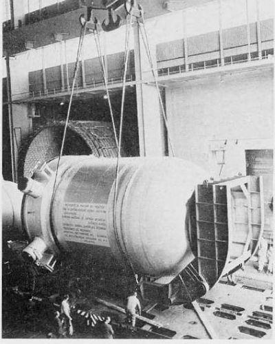 Atucha I: una imagen desmiente a la Autoridad Regulatoria Nuclear