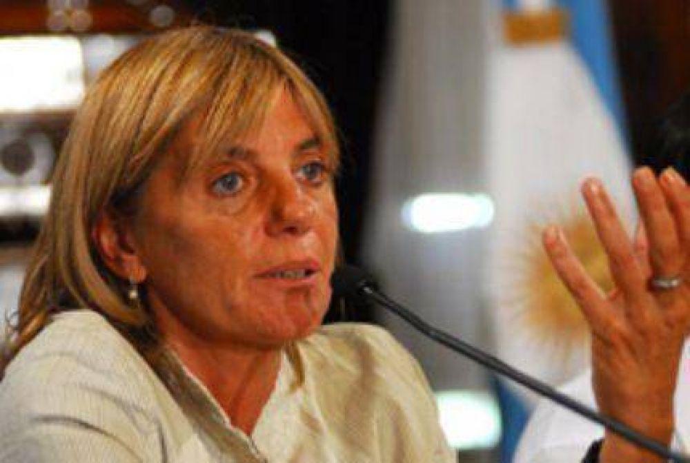 Adela Segarra impulsa amplio acuerdo político para Mar del Plata