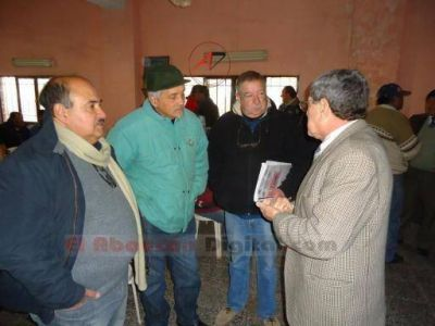 Acordaron el aumento de $550 entre Ate y el Municipio y no cortarán la ruta en Fiambalá