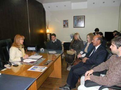 Firmaron convenio de colaboración entre Salud y Tecnología