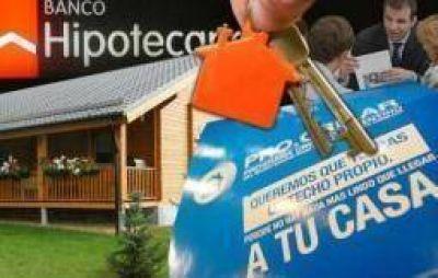Procrear. 252 familias riojanas accederán al crédito hipotecario K