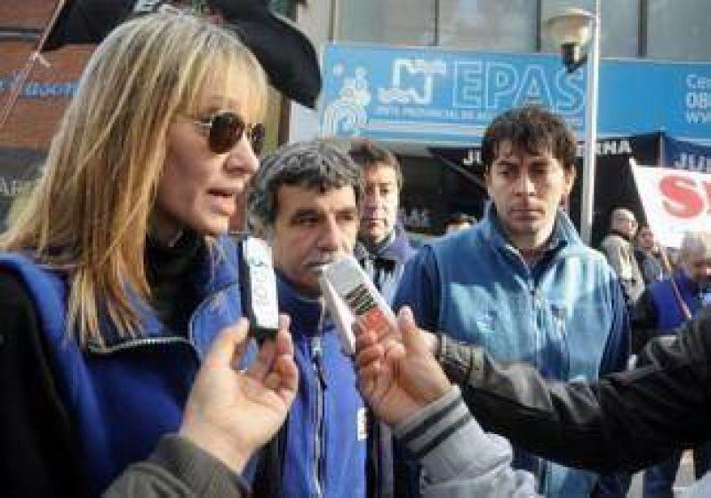 Denuncian vaciamiento del EPAS y el EPEN