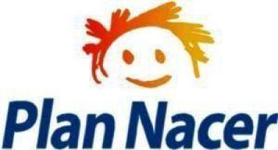 Plan Nacer aportó más de 1 millón de pesos a Neuquén