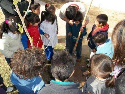 Actividades en Valle Viejo por el Día del Árbol