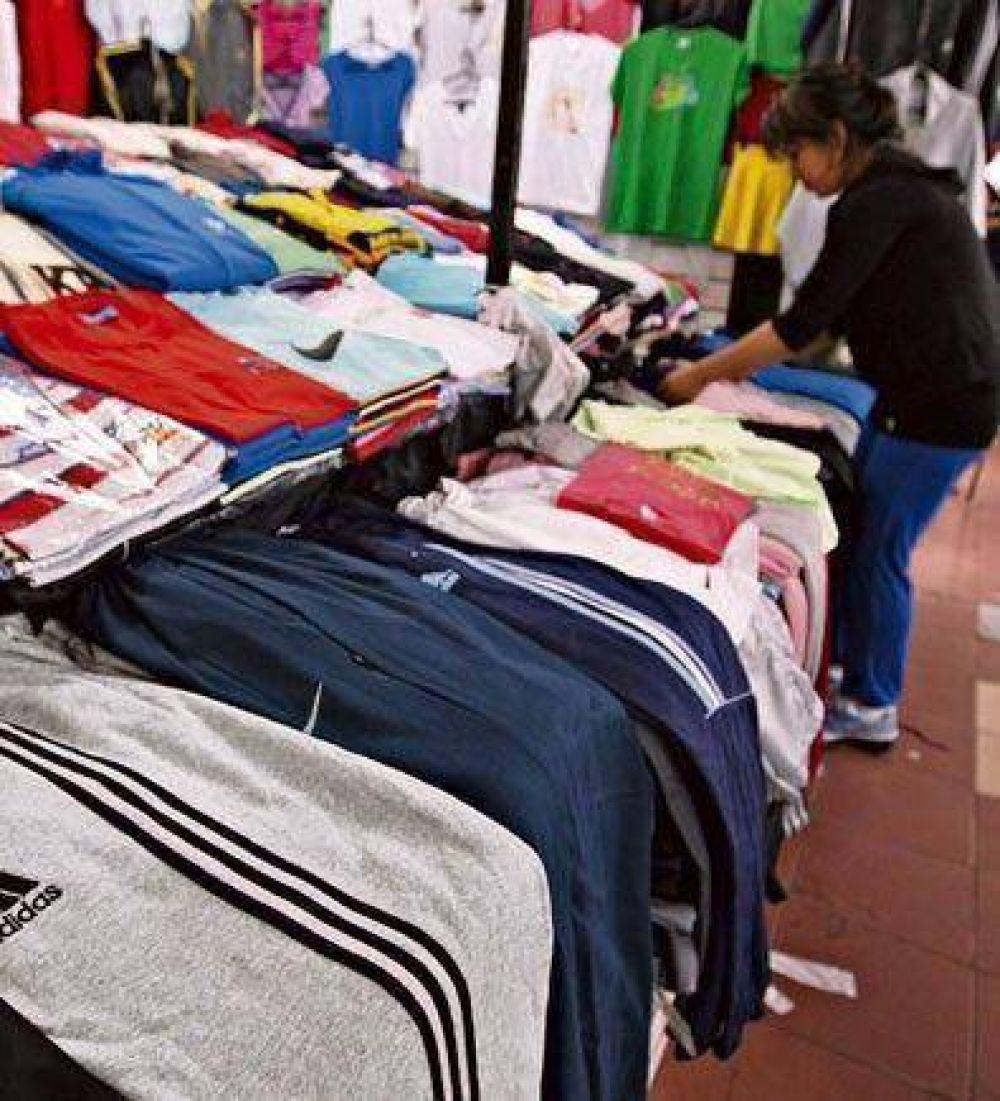 Crece la falsificación de marcas