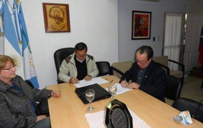 Nuevo acuerdo para el funcionamiento de dos laboratorios científicos locales