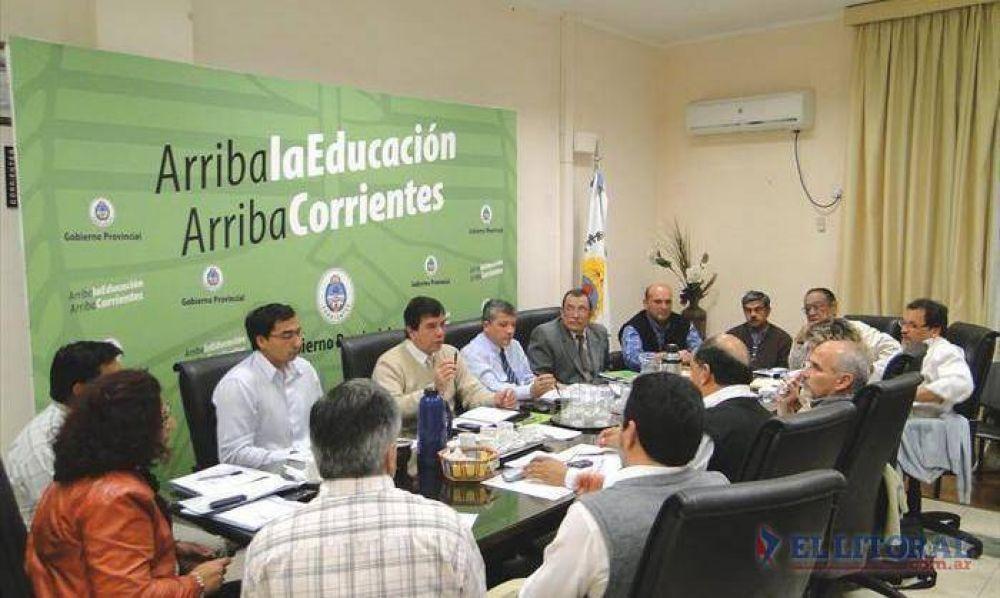 Política en las escuelas: Suteco presentará una nota nacional