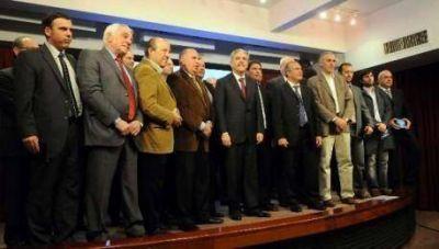Nación anunció plan de obras para la Quinta Sección Electoral por $1.133 millones: Pulti afuera