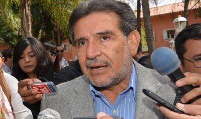 Gira de trabajo del gobernador en Buenos Aires