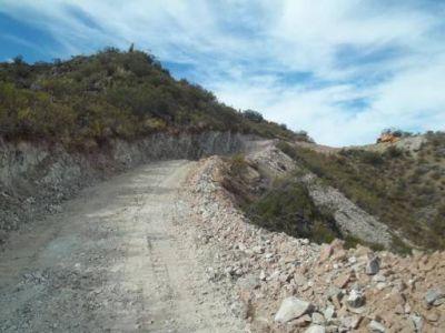 Trabajan en Huella Minera de Estaño