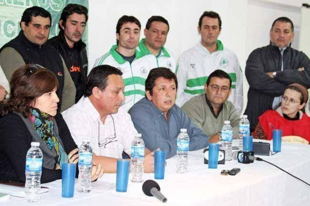 La Intersindical ya tiene su mesa en General Pico