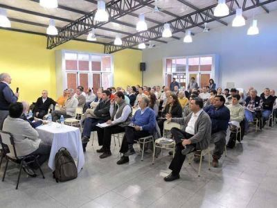 "Reunión de Coirco: ""Deberemos reiterar el manejo responsable del agua"""