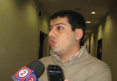 Baigorria pide intervención a la Legislatura para investigar a Marcelo Llanos