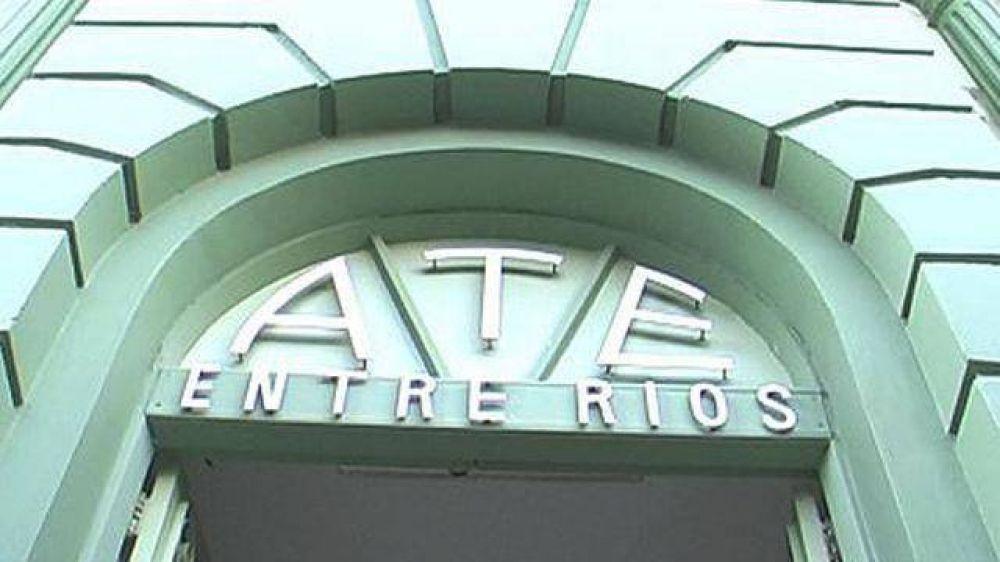 ATE reclama por la situación de los contratados del Ministerio de Producción