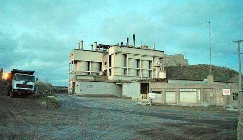 Conflicto en cantera Buglione: compromiso de pago