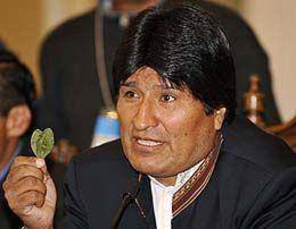 Evo Morales expulsó a otro diplomático estadounidense