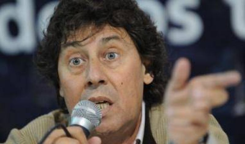 """Micheli ratific� el paro nacional contra el """"vergonzoso"""" Salario M�nimo"""