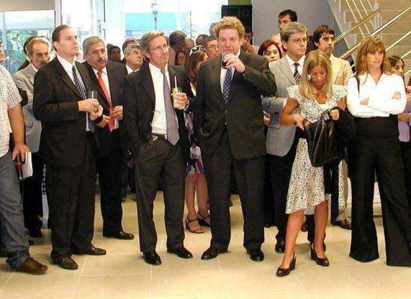 Apertura: El Banco Comafi inauguró su sucursal Campana