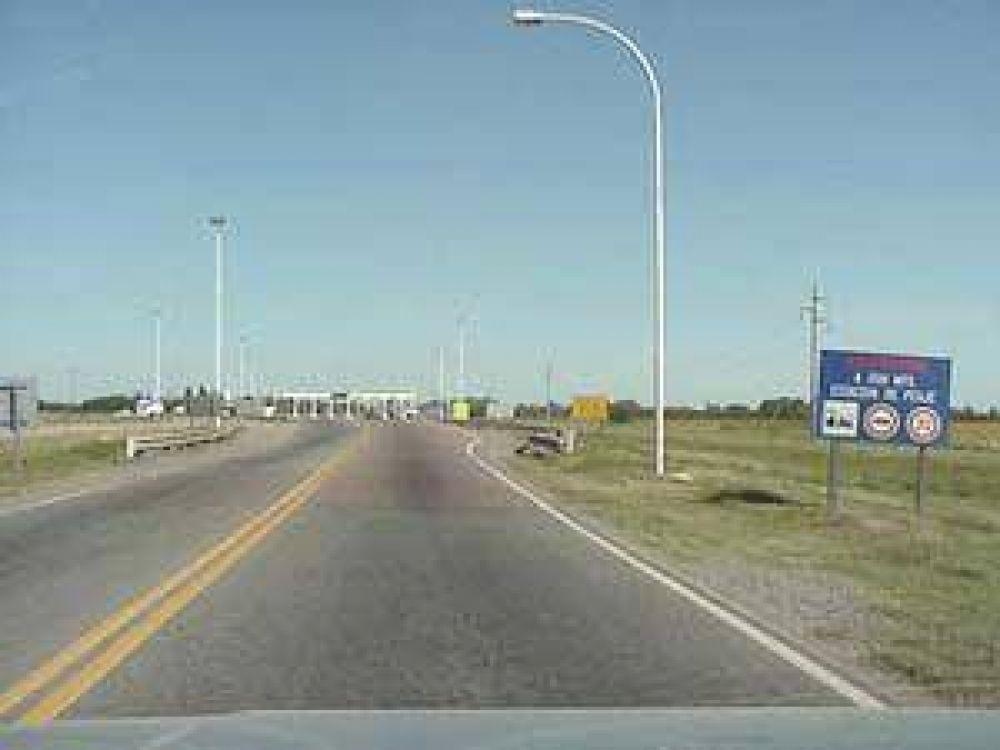 Bombos y platillos para la autopista