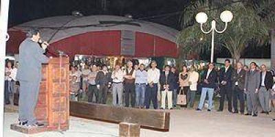 La Expo Formosa 2012 tuvo ayer su apertura