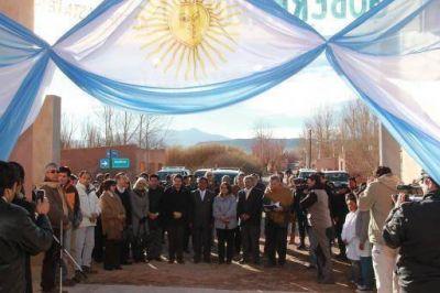 La Gobernadora abrió el ciclo lectivo junto al Ministro Sileoni