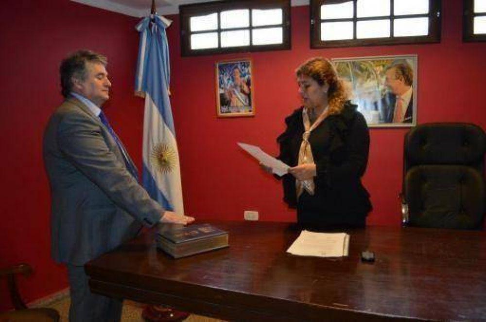 Asumió nuevo Fiscal Municipal de Valle Viejo