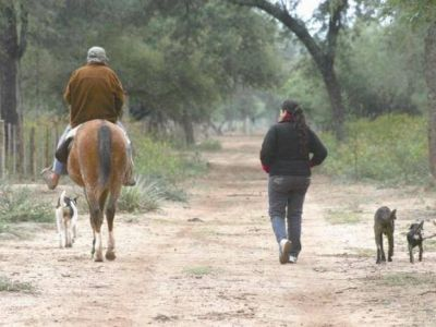 Pistoleros se ofrecen en el sur de Salta para desalojar a campesinos