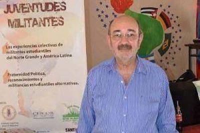 Eduardo Sigal destacó la importancia de una nueva Constitución Nacional