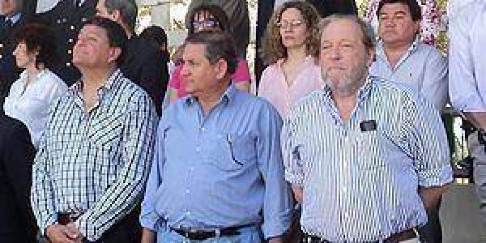 Expo Formosa: Duro cruce entre Biolcati y Quintana