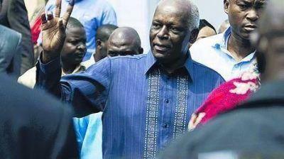 Angola: reeligen a Dos Santos luego de 33 años en el poder