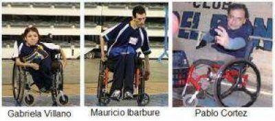 Juegos Paralímpicos: el sanjuanino no logró pelear por medallas