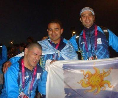 Los marplatenses a pleno en los Paralímpicos de Londres