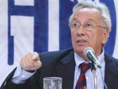 """Recalde confirmó su distanciamiento de Moyano: """"Tengo diferencias políticas"""""""
