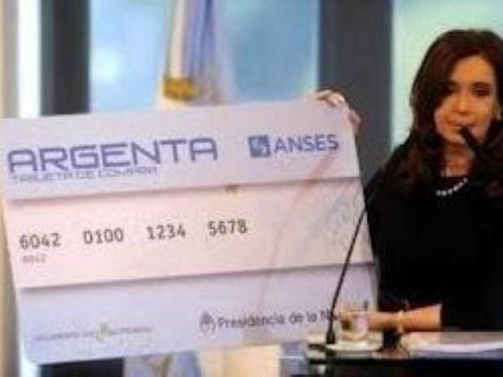 Turnos por internet para solicitar la tarjeta Argenta