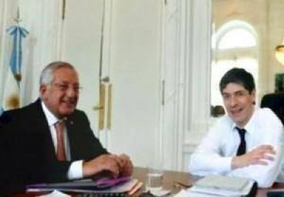 Fellner analizó el panorama financiero de Jujuy con Abal Medina y Hernán Lorenzino